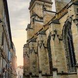 Ciudad de Auch Fotografía de archivo libre de regalías