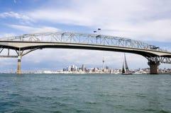 Ciudad de Auckland por el día 5 foto de archivo