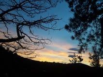 Ciudad de Baguio Imagen de archivo libre de regalías