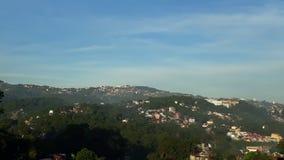 Ciudad de Baguio Imagen de archivo