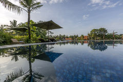 Ciudad de Bali de dioses Imagen de archivo