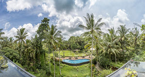 Ciudad de Bali de dioses Foto de archivo libre de regalías