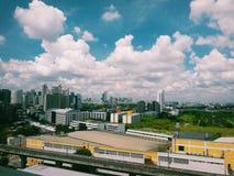 Ciudad de Bangkok Fotografía de archivo