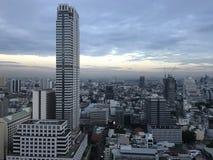 Ciudad de Bangkok Imagenes de archivo