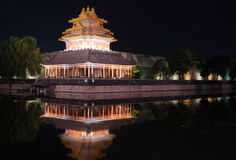 Ciudad de Beijing_forbidden Imágenes de archivo libres de regalías