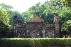 Ciudad de Binh Duong Imágenes de archivo libres de regalías
