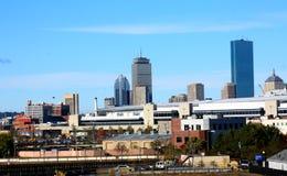 Ciudad de Boston. Fotos de archivo libres de regalías