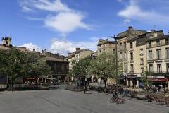 Ciudad de Burdeos Imagenes de archivo