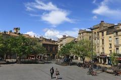 Ciudad de Burdeos Foto de archivo libre de regalías