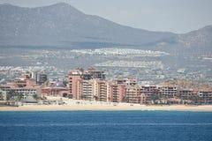 Ciudad de Cabo San Lucas Imagen de archivo libre de regalías