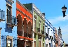 Ciudad de Campeche en México Imágenes de archivo libres de regalías