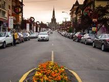 Ciudad de Canela imágenes de archivo libres de regalías