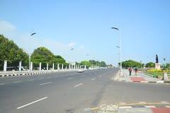 Ciudad de Chennai Imágenes de archivo libres de regalías
