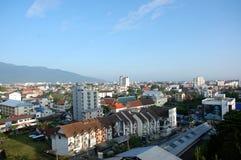 Ciudad de Chiang Mai imagen de archivo