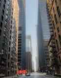 ciudad de Chicago foto de archivo libre de regalías