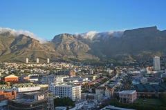 Ciudad de Ciudad del Cabo, Suráfrica imagen de archivo