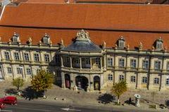 Ciudad de Cluj-Napoca Fotos de archivo libres de regalías
