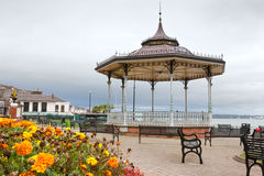 Ciudad de Cobh. Irlanda Foto de archivo