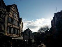 Ciudad de Colmar Imágenes de archivo libres de regalías