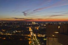 Ciudad de Colonia Imagen de archivo libre de regalías