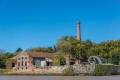 Ciudad de Colonia de Sacramento, Uruguay, Suramérica que viaja Sea Imagen de archivo libre de regalías