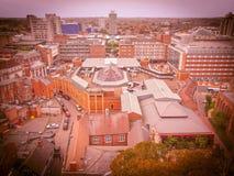 Ciudad de Coventry fotografía de archivo libre de regalías