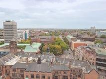 Ciudad de Coventry fotos de archivo