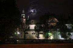 Ciudad de Cracovia Fotos de archivo libres de regalías