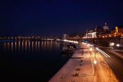Ciudad de Dresden Imagen de archivo