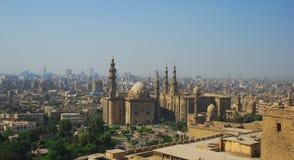Ciudad de El Cairo Fotos de archivo libres de regalías