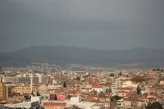 Ciudad de Esmirna Fotografía de archivo libre de regalías