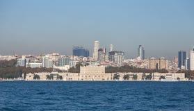 Ciudad de Estambul Foto de archivo