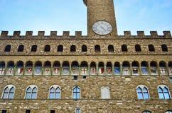 Ciudad de Florencia Museum National del Bargello, Italia Imágenes de archivo libres de regalías