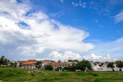 Ciudad de Galle, Sri Lanka Fotografía de archivo libre de regalías