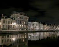 Ciudad de Gante Fotografía de archivo