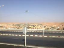 Ciudad de Ghardaia Foto de archivo