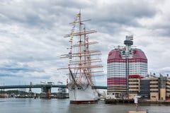Ciudad de Goteburgo Imagenes de archivo