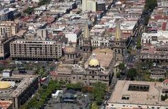 Ciudad de Guadalajara Imagen de archivo libre de regalías