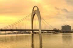 Ciudad de Guang Zhou, China imagen de archivo libre de regalías