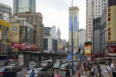 Ciudad de Guangzhou imagenes de archivo