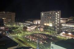 Ciudad de Hachinohe Imágenes de archivo libres de regalías
