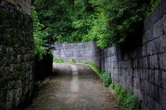 Ciudad de Heshun Imágenes de archivo libres de regalías