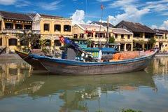 Ciudad de Hoi An Fotos de archivo