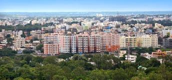 Ciudad de Hyderabad Fotografía de archivo