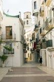 Ciudad de Ibiza Foto de archivo libre de regalías