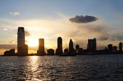 Ciudad de Jersey Foto de archivo