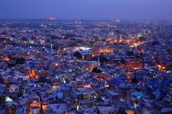 Ciudad de Jodhpur Fotos de archivo libres de regalías
