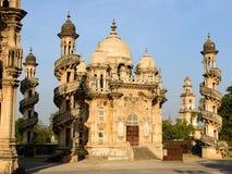 Ciudad de Junagadh en Gujarat Imagenes de archivo