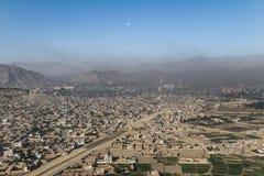 Ciudad de Kabul del aire del tha imágenes de archivo libres de regalías