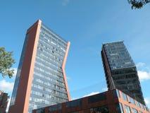 Ciudad de Klaipeda imagenes de archivo